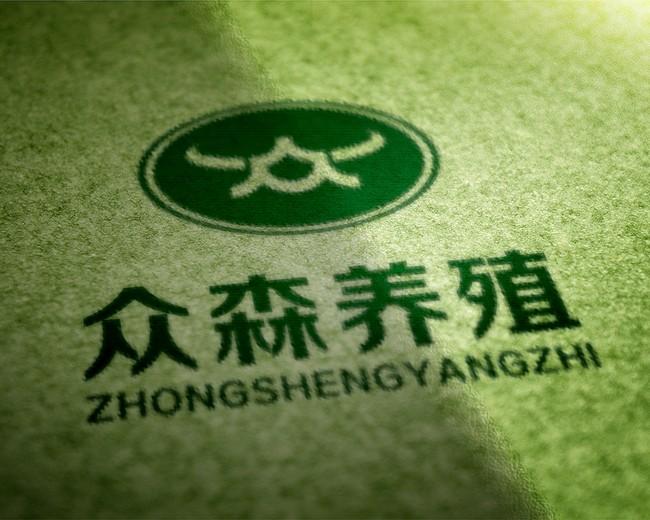 广州养殖标志logo设计