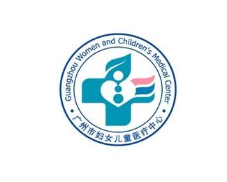 广州市妇女儿童医疗中心标志设计