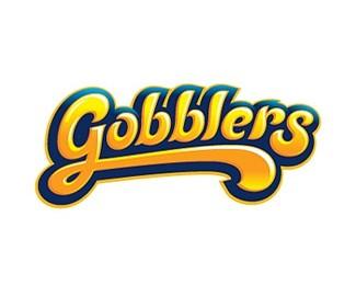 Gobblers鱼饵标志