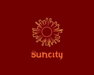 太阳城标志商标