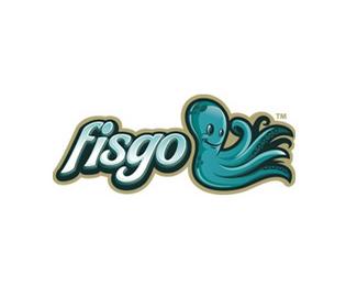 Fisgo小章鱼商标设计