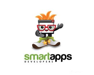 Smart apps智能应用程序标志欣赏