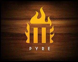 PYRE标志欣赏