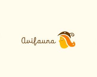 auilauna标志设计