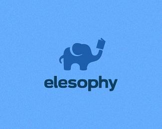 一头会读书的大象 Elesophy