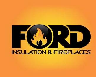 FORD火焰标志