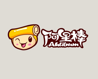 广州阿里棒餐饮管理有限公司标志