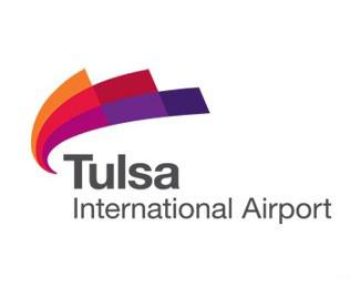 塔尔萨国际机场Tulsa International Airport标志