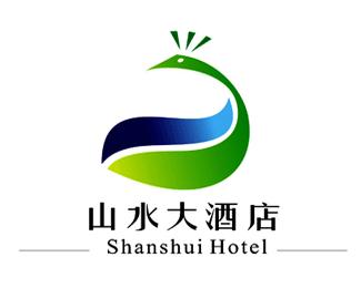 内蒙古山水大酒店标志