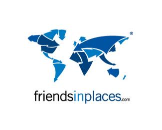 社交世界地图