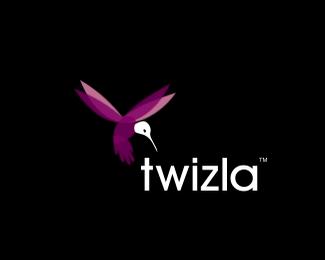 蜂鸟商标Fwizla