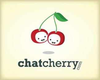 樱桃聊天室标志chatcherry