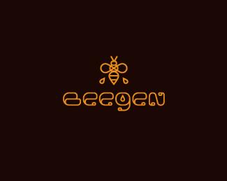 蜜蜂标志Beegen