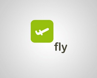 Fly标志欣赏