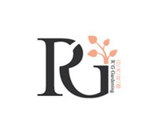 重庆日光园艺设计公司标志设计