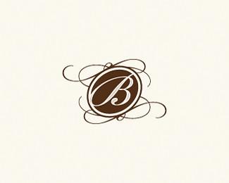 B字母标志