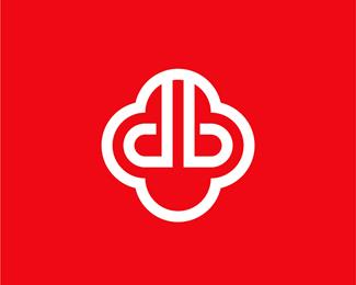广州德本园林设计工程有限公司标志设计