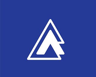 湛江中广纱窗铝业标志设计