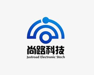 广州尚路电子科技有限公司标志设计