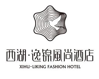 惠州西湖逸锦风尚酒店标志