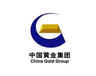 中国黄金形象标志设计