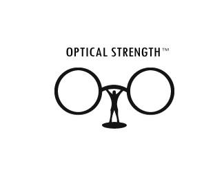 眼镜标志logo