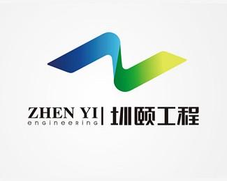 郑州圳颐工程标志设计