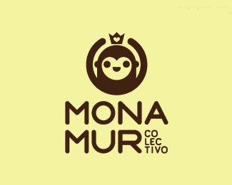 蒙娜丽莎穆尔集团标志
