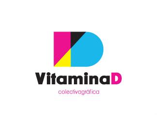 商标设计VitaminaD