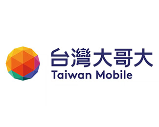 电信运行商台湾大哥大2020标志