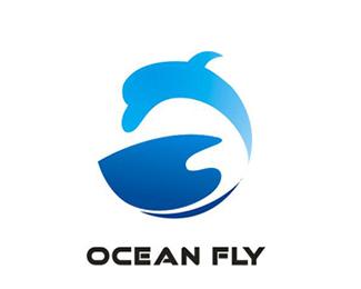 飞洋国际船务标志