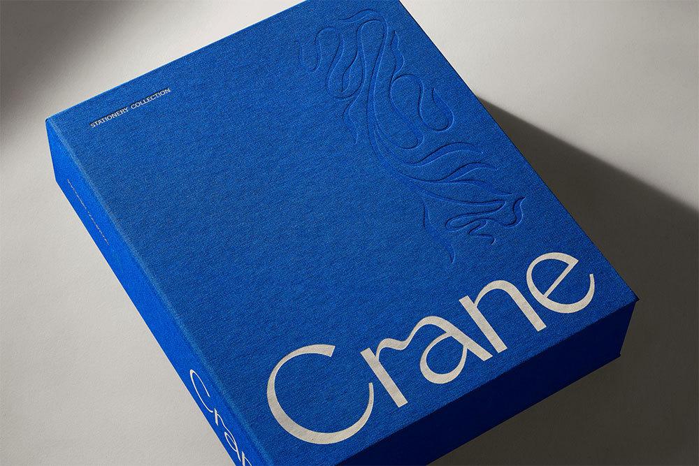 美国著名的造纸商 Crane标志(2020年)
