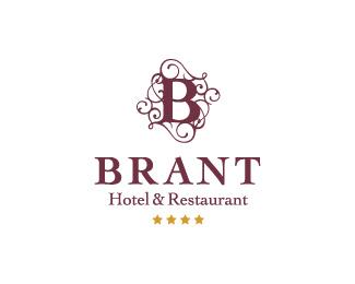 佛山布兰特酒店标志
