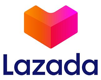 东南亚地区在线购物网站Lazada(来赞达)标志