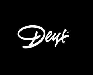 德塞夫勒产品设计师个人标志