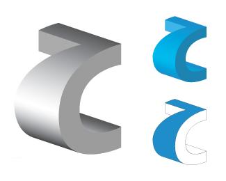 字体设计7C