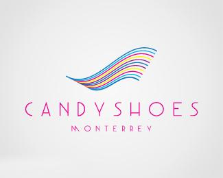 国外糖果鞋logo