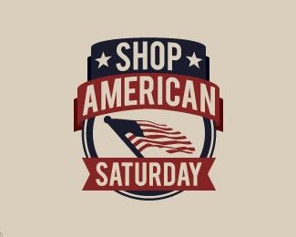美国星期六logo
