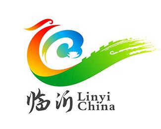 中国临沂城市logo