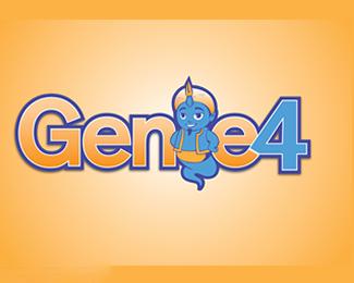 国外标志Genie4
