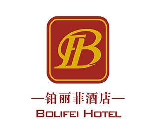 铂丽菲酒店logo