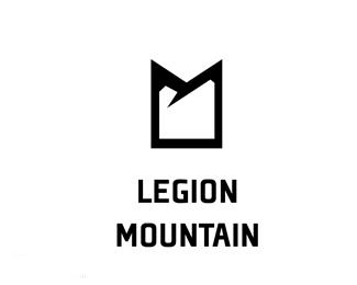 军团山户外品牌标志