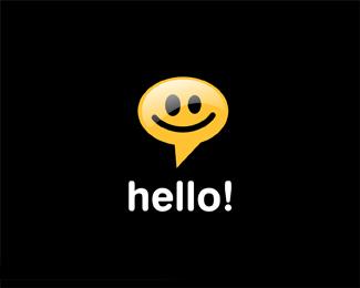 hello标志