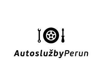 国外一家汽车维修厂标志