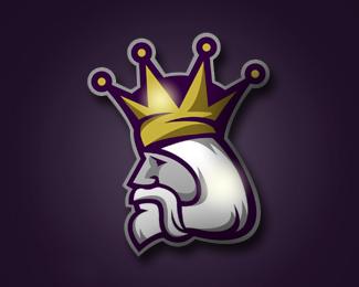 美国洛杉矶国王标志