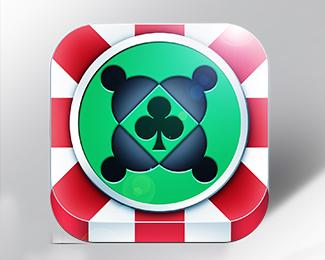 手机应用扑克游戏