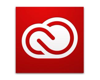 云服务Adobe标志