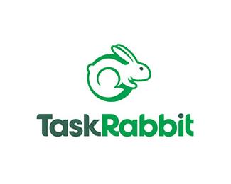 威客网TaskRabbit标志欣赏