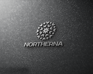 雪花和蒲公英结合Northerna
