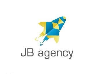 广告公司公司创意标志JB
